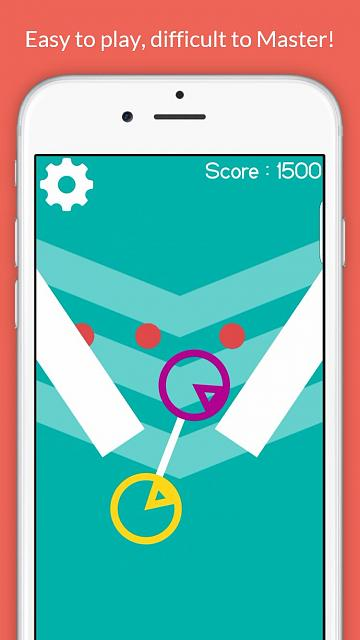 2Pucks - A Unique Gameplay [GAME][FREE]-4.7-inch-iphone-6-screenshot-3.jpg