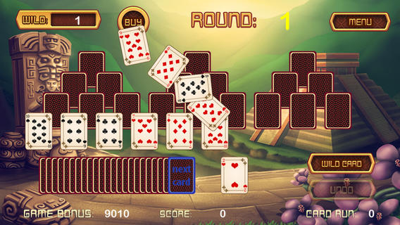 Inca Pyramid Solitaire - Ancient Kingdom Full Deck Solitaire [Free] [new]-screen568x568.jpeg