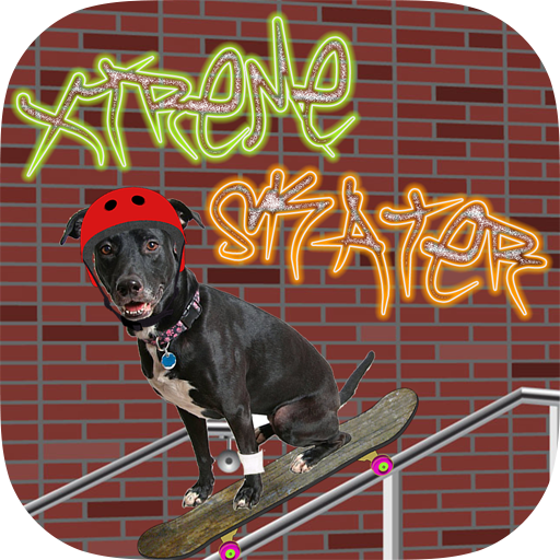X Treme Skate Skateboarder Picture Editor - Free Download for iPad and iPhone Available now-itunesartwork.png