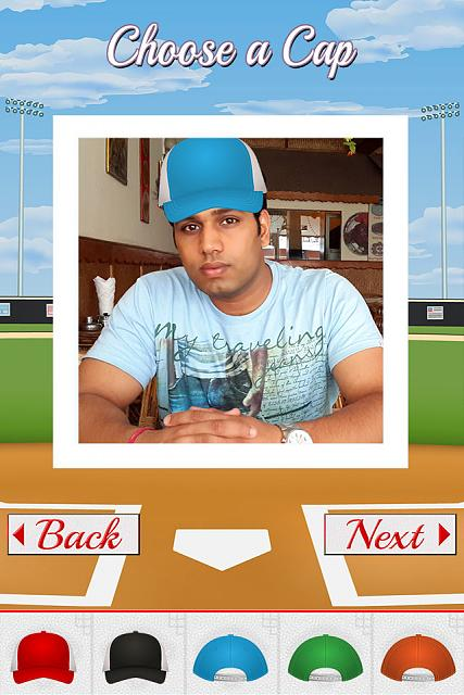 Baseball Player Dress Up Picture Editor - Free Download for iPad and iPhone Available Now-screenshotbaseball640a.jpg