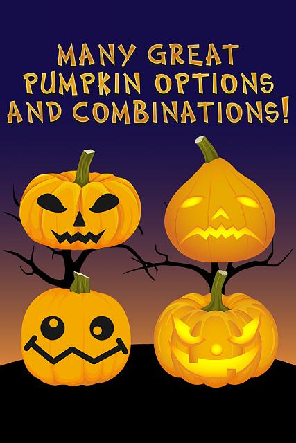 Halloween Ecard Greetings - Jack O' Lantern Pumpkin Maker - FREE for iPad & iPhone Avail Now-pumpkin-screen3-item-640.jpg