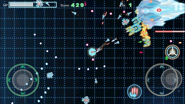 Best Ipad Games >> Polygon Flight : Space Combat - game [FREE][iPad] - iPhone, iPad, iPod Forums at iMore.com