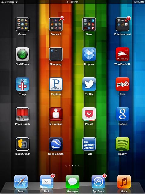 Show us your iPad Mini Lock and Home screen:-imageuploadedbytapatalk1353827332.301618.jpg