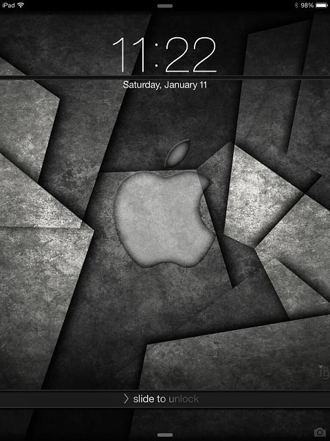 Show us your iPad Mini Lock and Home screen:-imageuploadedbyimore-forums1389469106.230397.jpg
