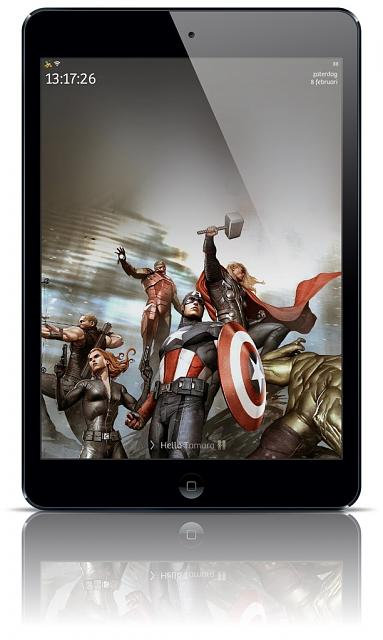 Show us your iPad Mini Lock and Home screen:-imageuploadedbytapatalk1391862034.870149.jpg
