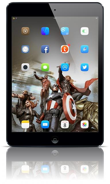 Show us your iPad Mini Lock and Home screen:-imageuploadedbytapatalk1391862054.724925.jpg