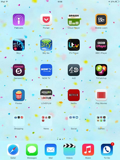 Show us your iPad Mini Lock and Home screen:-imageuploadedbyimore-forums1393096290.639001.jpg