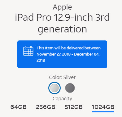 Dates are really pushing out... for 12.9 iPad Pro-2018-11-02_16-44-44.jpg