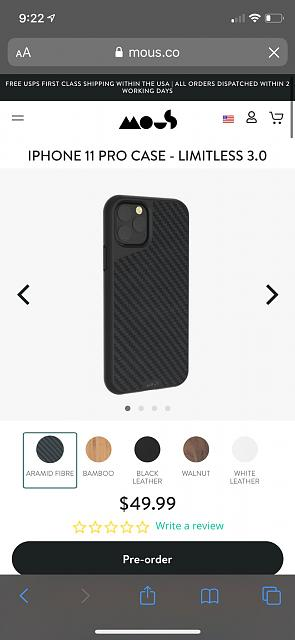What cases are you getting for your iPhone 11 Pro?-img_5777.jpg