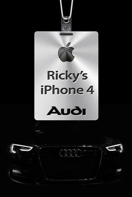 Show us your iPhone 4S home screen!-audi-name-tags.jpg