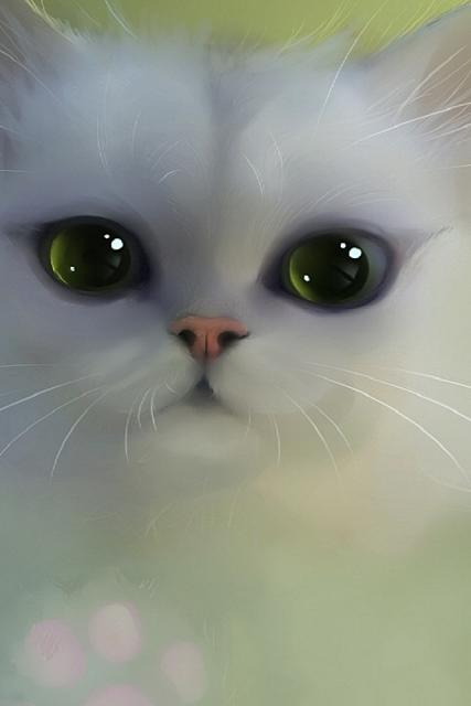 Show us your iPhone 4S home screen!-white-fluff-cute-digital-eyes-kitty-sweet-960x640.jpg