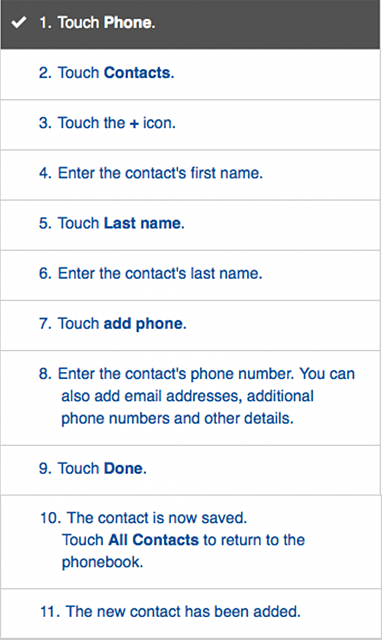 I need help with my iPhone 5, how do I create a contact list?-7.png
