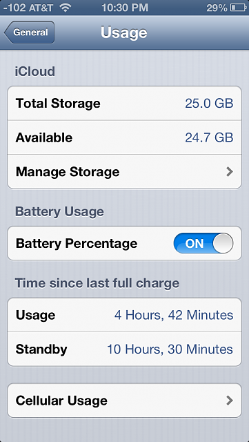 How is your iPhone 5 battery life?-img_0746.png