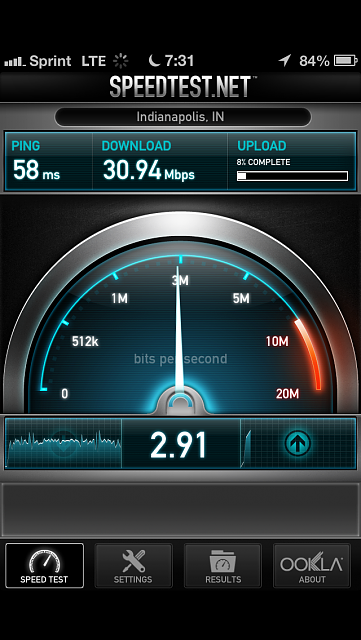 Sprint iPhone 5 LTE test Chicago is this normal?-photo-1.png