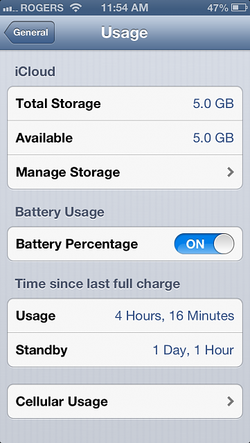 How is your iPhone 5 battery life?-iphone52batterystats2.png