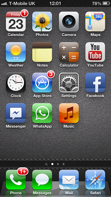 Show us your iPhone 5 Homescreen:-img_0195.png