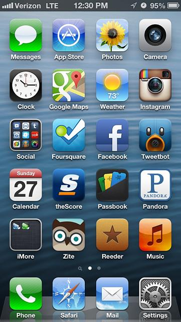 What Does This Symbol Mean Iphone Ipad Ipod Forums At Imore