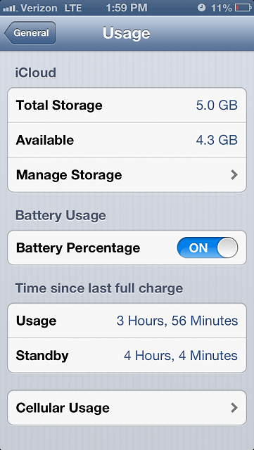 How is your iPhone 5 battery life?-img_0297.png