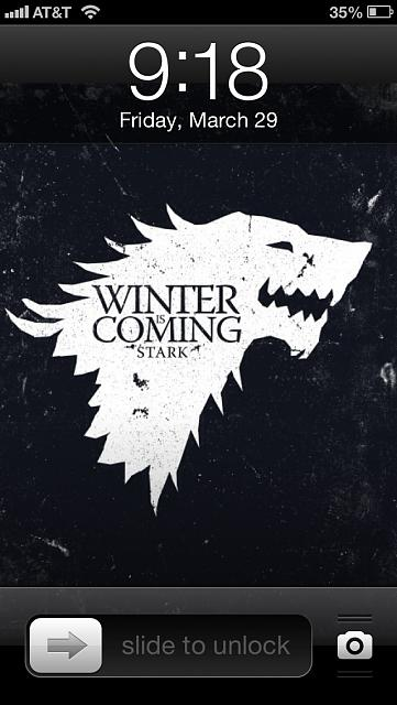 Game Of Thrones Lockscreen Essential Android Tips