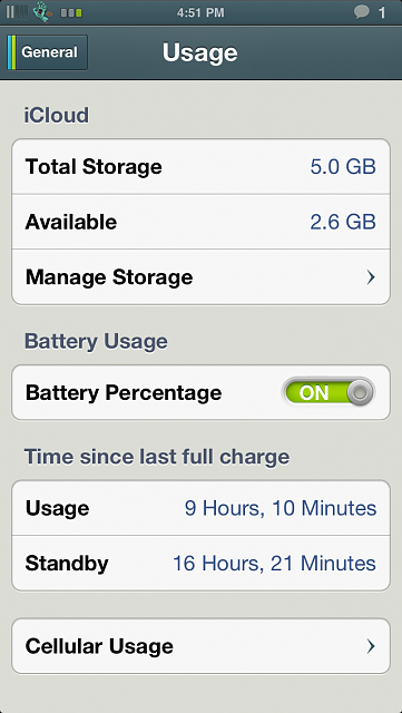 How is your iPhone 5 battery life?-img_2080.png