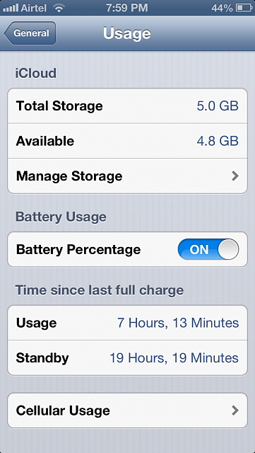 How is your iPhone 5 battery life?-photo.png