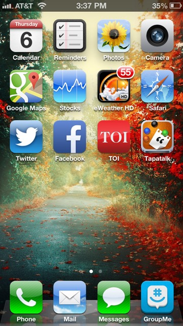 Show us your iPhone 5 Homescreen:-imageuploadedbytapatalk1370555393.696626.jpg