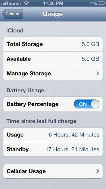 Finally good batterylife on 5 (Well for me rather)-imageuploadedbytapatalk-21371045396.918102.jpg