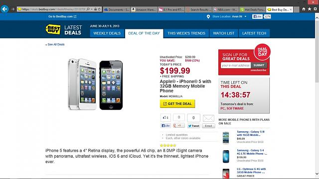 Monster iPhone 5 discount! (Giant Best Buy discount misprint)-apple.jpg