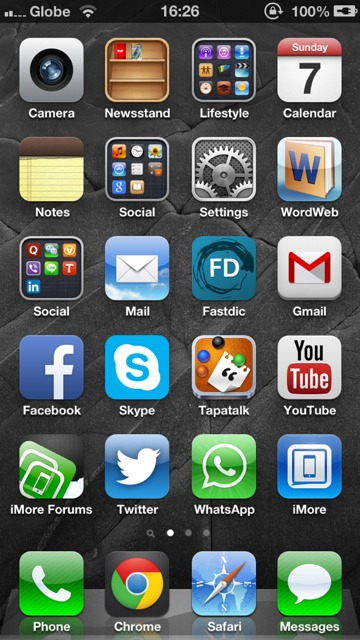 Show us your iPhone 5 Homescreen:-imageuploadedbyimore-forums1373185622.239483.jpg