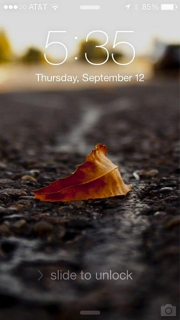 Show us your iPhone5 LOCK Screen-imageuploadedbytapatalk1378978741.158316.jpg