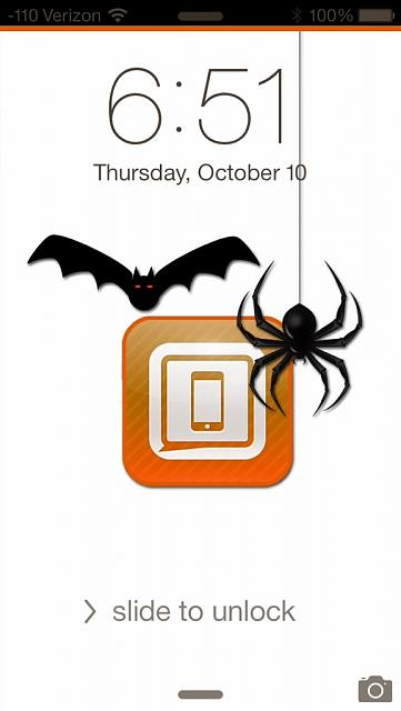 Show us your iPhone5 LOCK Screen-imageuploadedbyimore-forums1381413359.249500.jpg