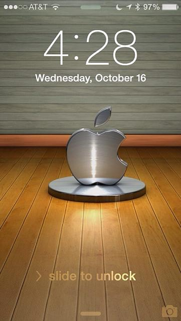 Show us your iPhone5 LOCK Screen-imageuploadedbytapatalk1381912342.908877.jpg