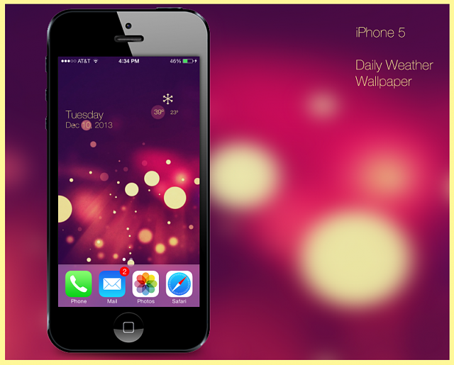 Show us your iPhone 5 Homescreen:-redwp.png