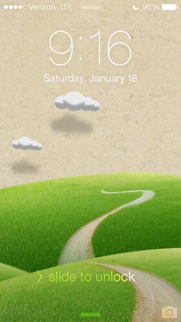 Show us your iPhone5 LOCK Screen-imageuploadedbytapatalk1390101420.220668.jpg