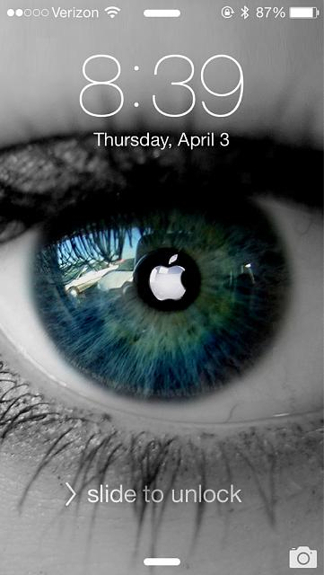 Show us your iPhone5 LOCK Screen-imageuploadedbyimore-forums1396528950.581514.jpg