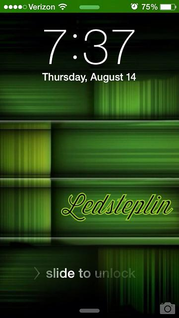 Show us your iPhone5 LOCK Screen-imageuploadedbytapatalk1408022824.353101.jpg