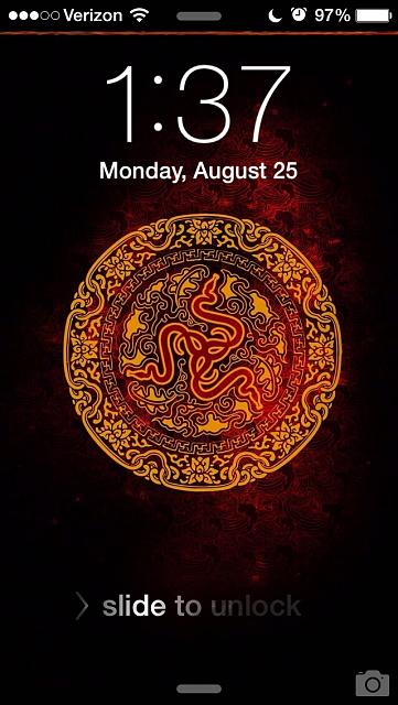 Show us your iPhone5 LOCK Screen-imageuploadedbytapatalk1408948663.894128.jpg