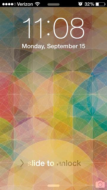 Show us your iPhone5 LOCK Screen-imageuploadedbytapatalk1410798961.419391.jpg