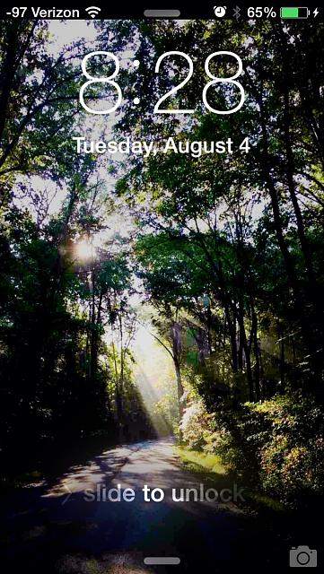 Show us your iPhone5 LOCK Screen-imageuploadedbytapatalk1438705218.842587.jpg