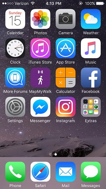 Show us your iPhone 5C Homescreen:-imageuploadedbyimore-forums1463355723.060980.jpg