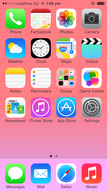Show us your iPhone 5C Homescreen:-img_0022.png