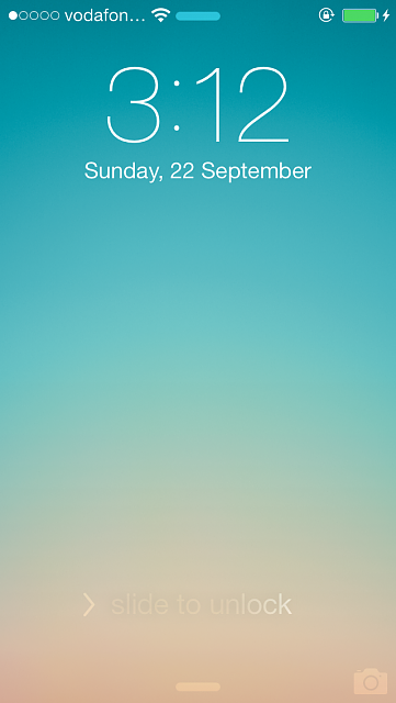 Show us your iPhone 5C LOCK Screen:-img_0032.png