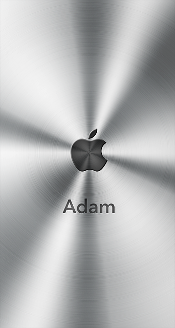 iPhone 5/5c/5s Apple Nametag Wallpaper-3.png