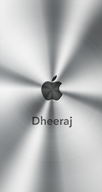 iPhone 5/5c/5s Apple Nametag Wallpaper-4.png