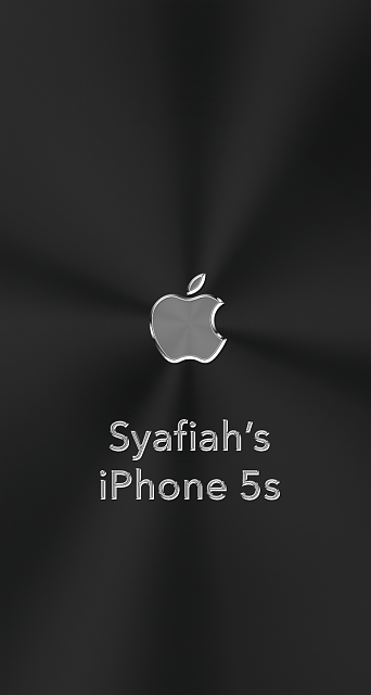 iPhone 5/5c/5s Apple Nametag Wallpaper-5.png