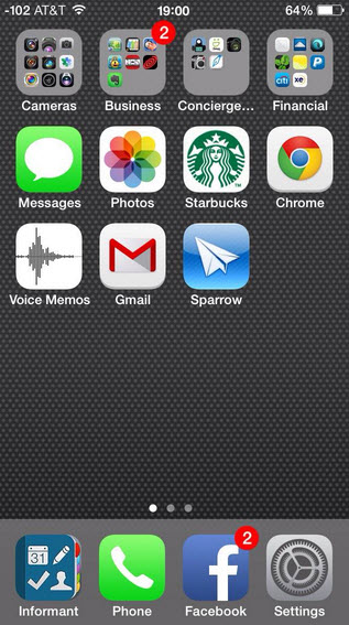 Show us your iPhone 5S Homescreen:-boring.jpg