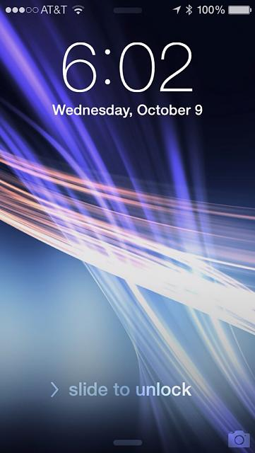iphone 5s lock screen show us your iphone 5s lock screen page 6 iphone 14827