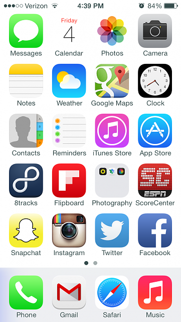 Show us your iPhone 5S Homescreen:-img_3808.png