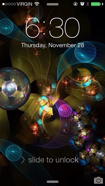 Show us your iPhone 5S LOCK Screen:-imageuploadedbyimore-forums1385638264.062178.jpg