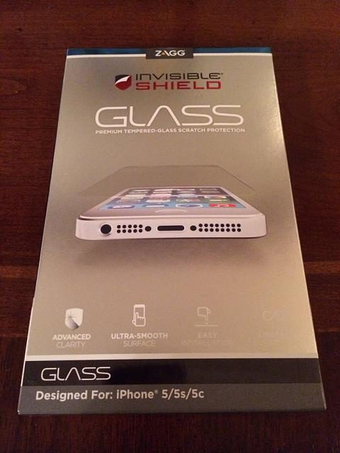 Zagg Tempered Glass Screen Protector Page 4 Iphone